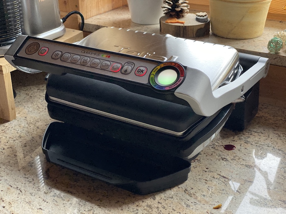 Tefal Optigrill Smart Plus
